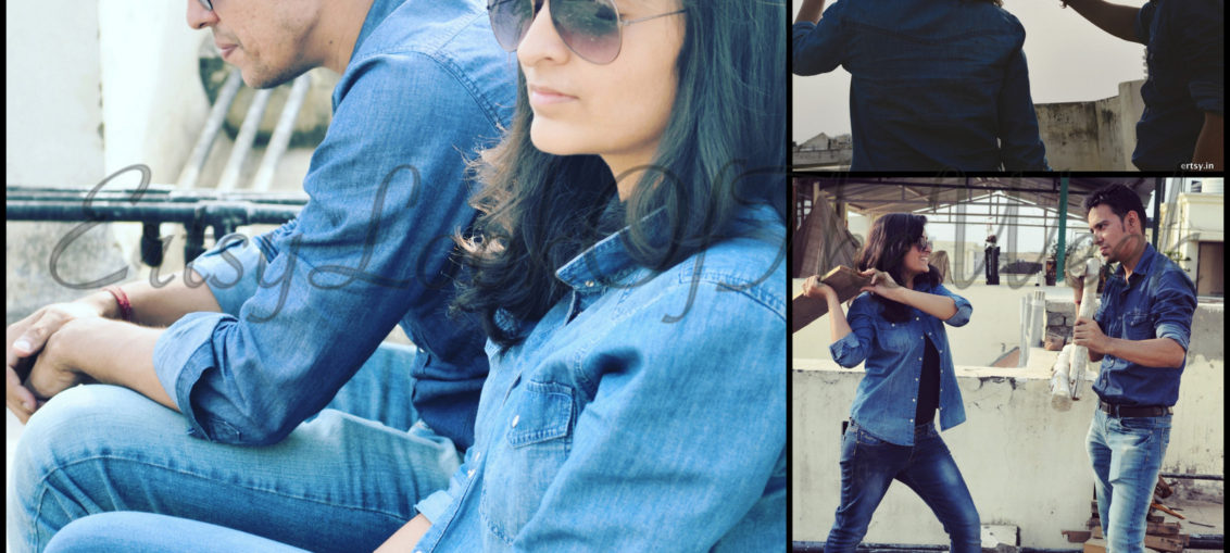 Dynamic Denim Duo! #ErtsyLookOfTheWeek