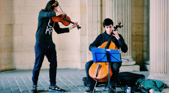 French Proverbs, French Music, Paris Streets