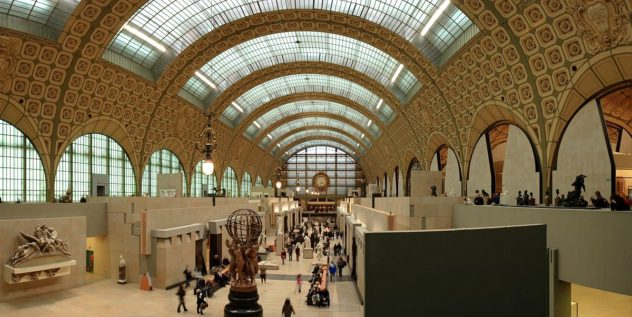 5 must visit places in Paris for Art Lovers; Musee de Orsay