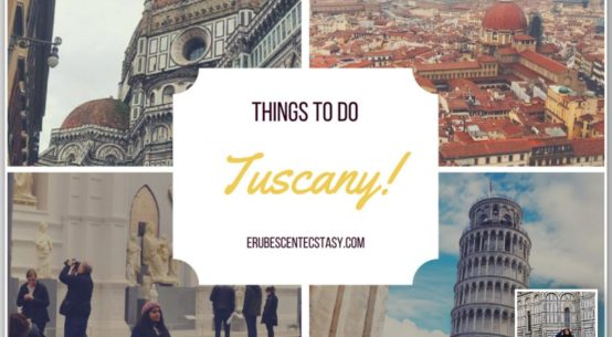 Things to do in Tuscany