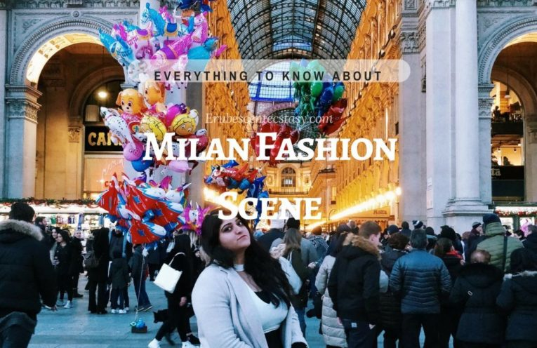 Everything you need to know about the Milan Fashion Scene