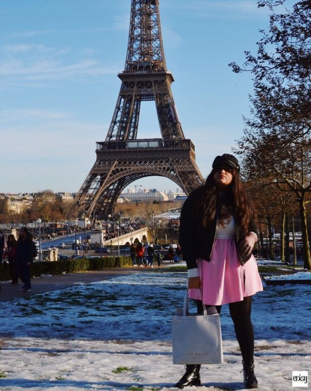 Winter in Paris, Snow, and things you gotta know!
