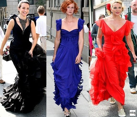 5 favorite Hollywood bridesmaid dresses!