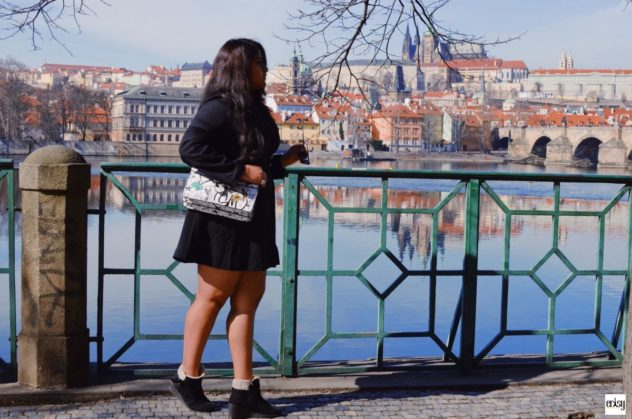 Prague Travel Diary Street Style