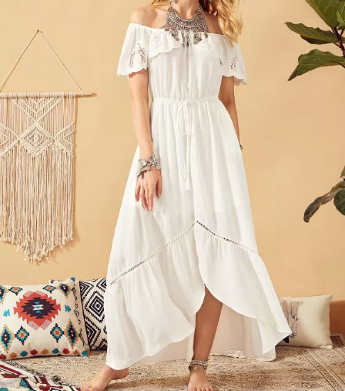 7 Favorite: Maxi Dress Wishlist