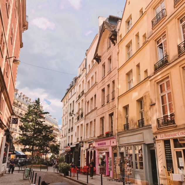 7 Most Photogenic Streets in Paris