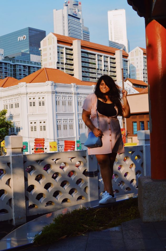 Singapore Travel in Style Fashion
