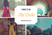 Travel Diary: Old Delhi