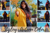 Styling: Autumn Colors Trend Report