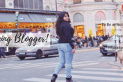 Becoming Blogger Fashion Style Travel