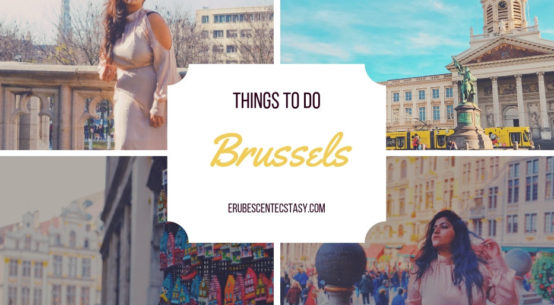 Brussels Travel Fashion