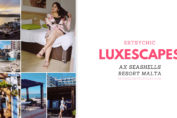 ERTSYCHIC LUXESCAPES: AX Seashells Resort Malta