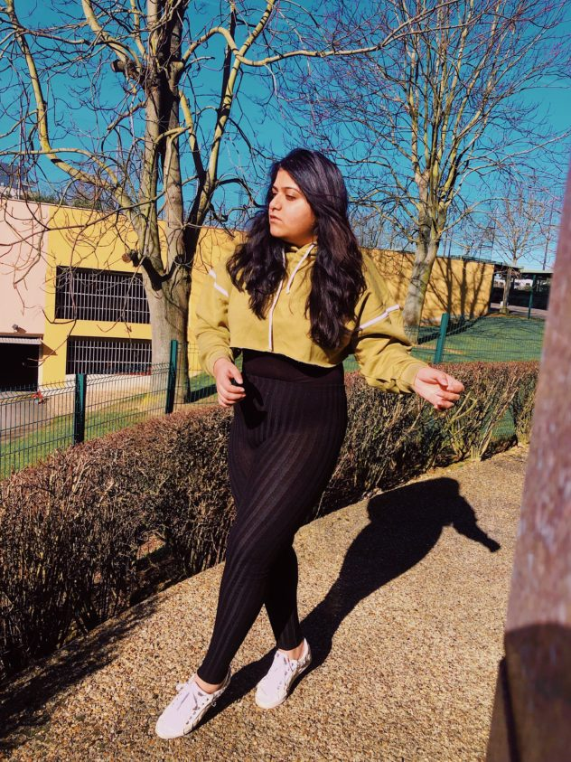 3-Way Crop Top Styles for Curvy Girls