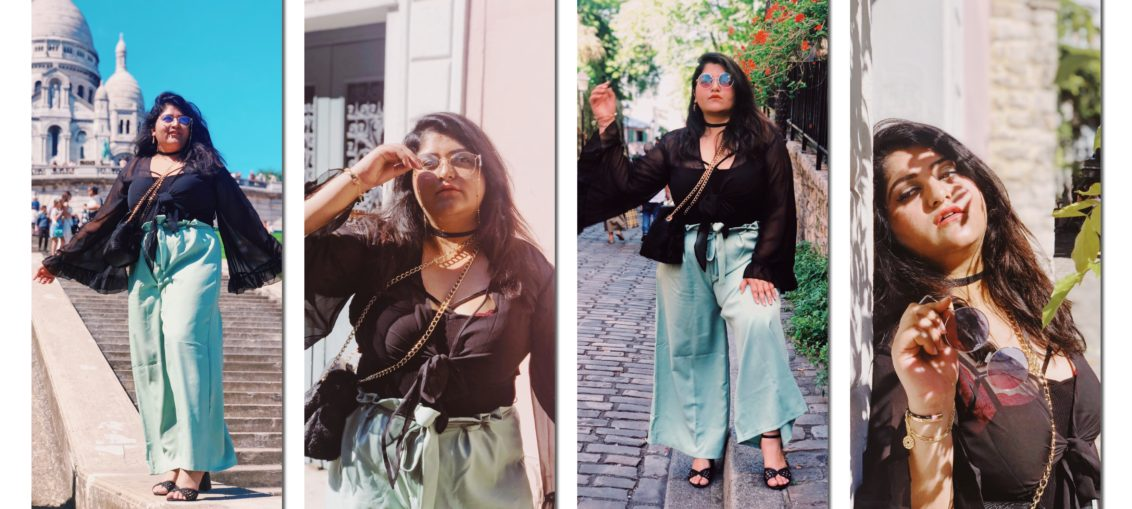 Style Challenge: Wearing 2019 SS Trend Pastel Green